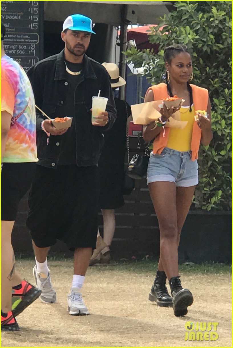 jesse williams taylour paige coachella 2019 weekend two 054275633