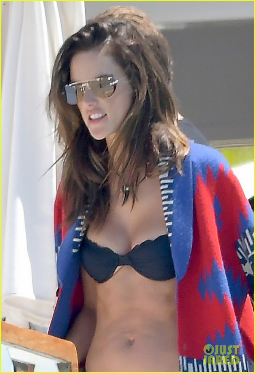 alessandra ambrosio poses in a bikini for poolside photo shoot 084292684