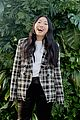 awkwafina and cobie smulders step out in style for veronica beard store opening 07