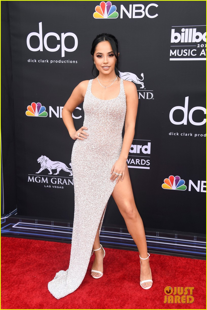 becky g poppy bbmas red carpet 08