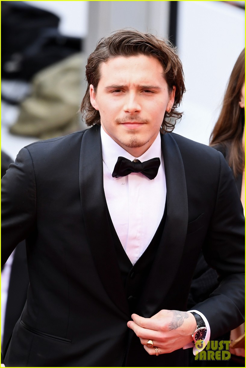 brooklyn beckham hana cross once upon cannes premiere 054295746