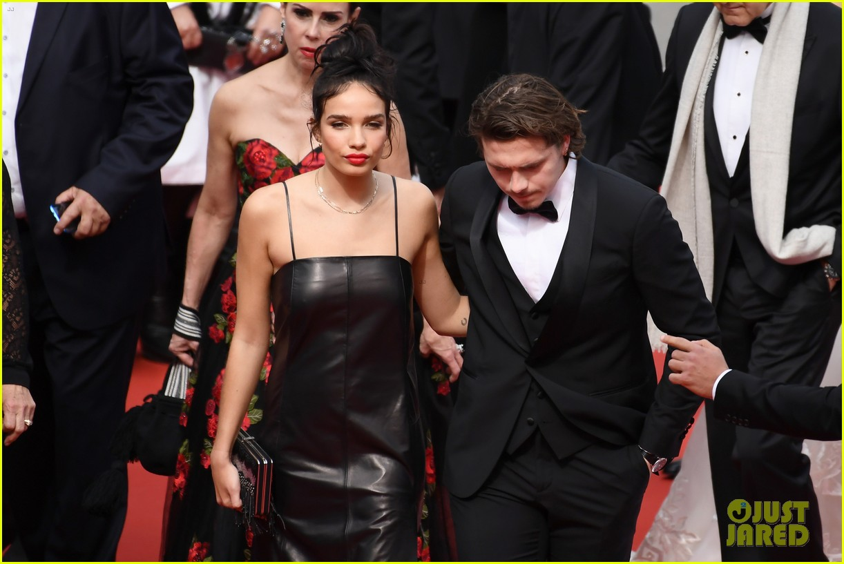 brooklyn beckham hana cross once upon cannes premiere 124295753