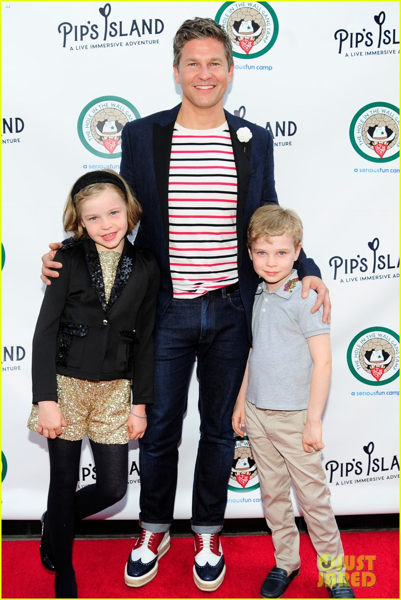 david burtka pips island with the kids 014296386