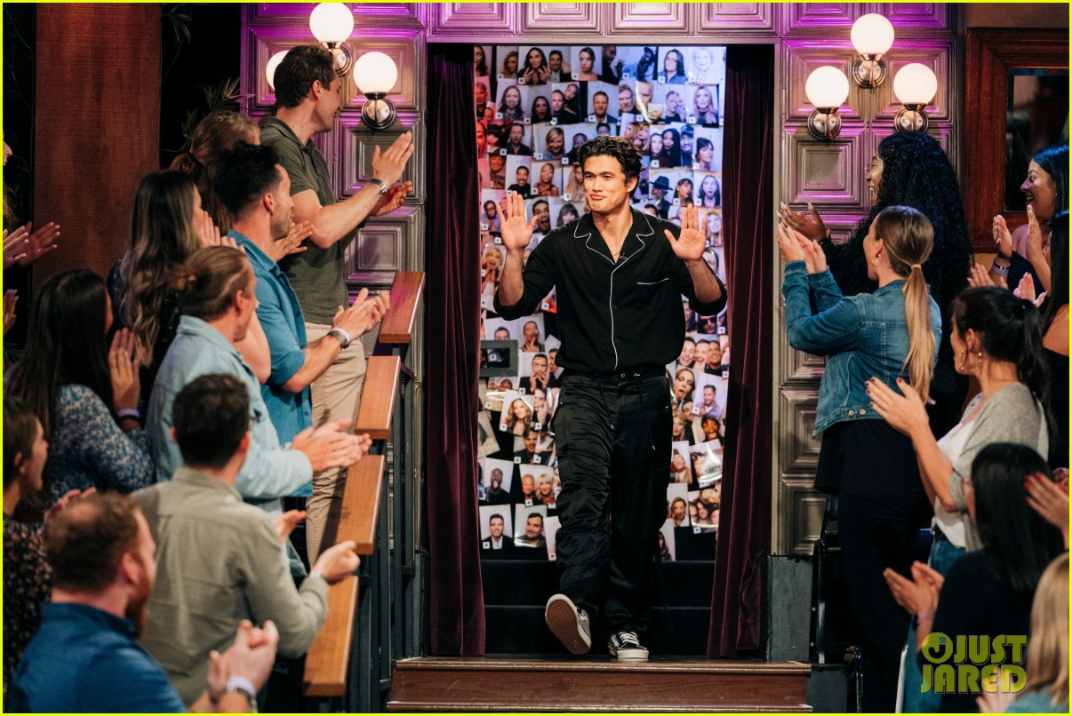 charles melton late late show appearance 034291969