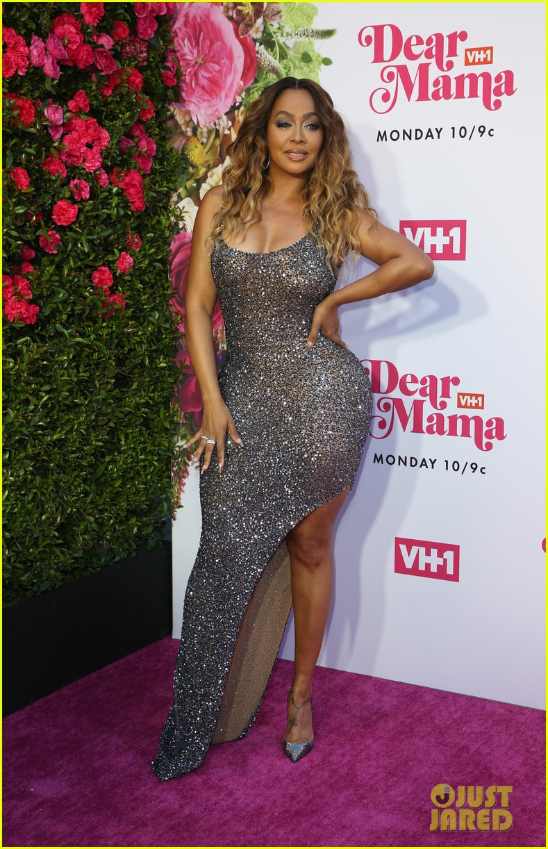 ciara la la anthony hit carpet at vh1s dear mama 2019 01