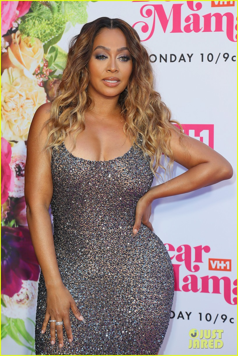 ciara la la anthony hit carpet at vh1s dear mama 2019 10