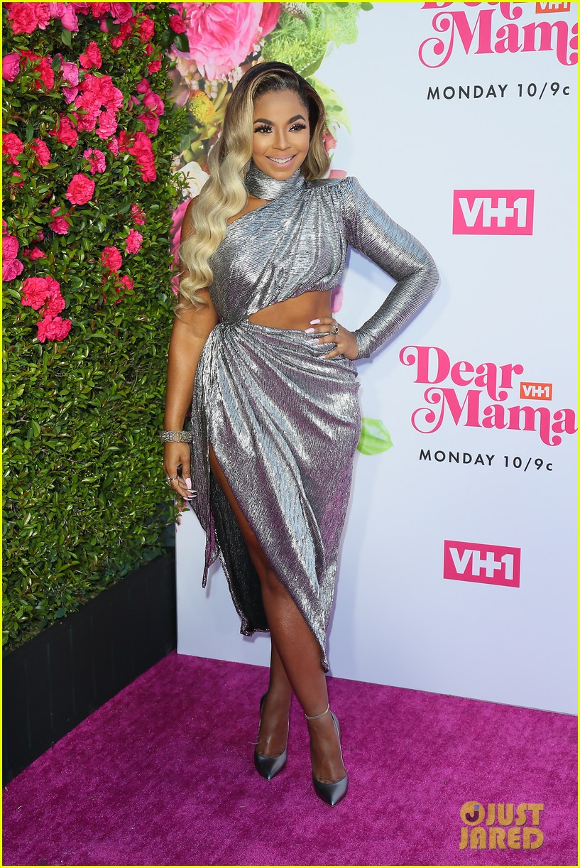 ciara la la anthony hit carpet at vh1s dear mama 2019 20