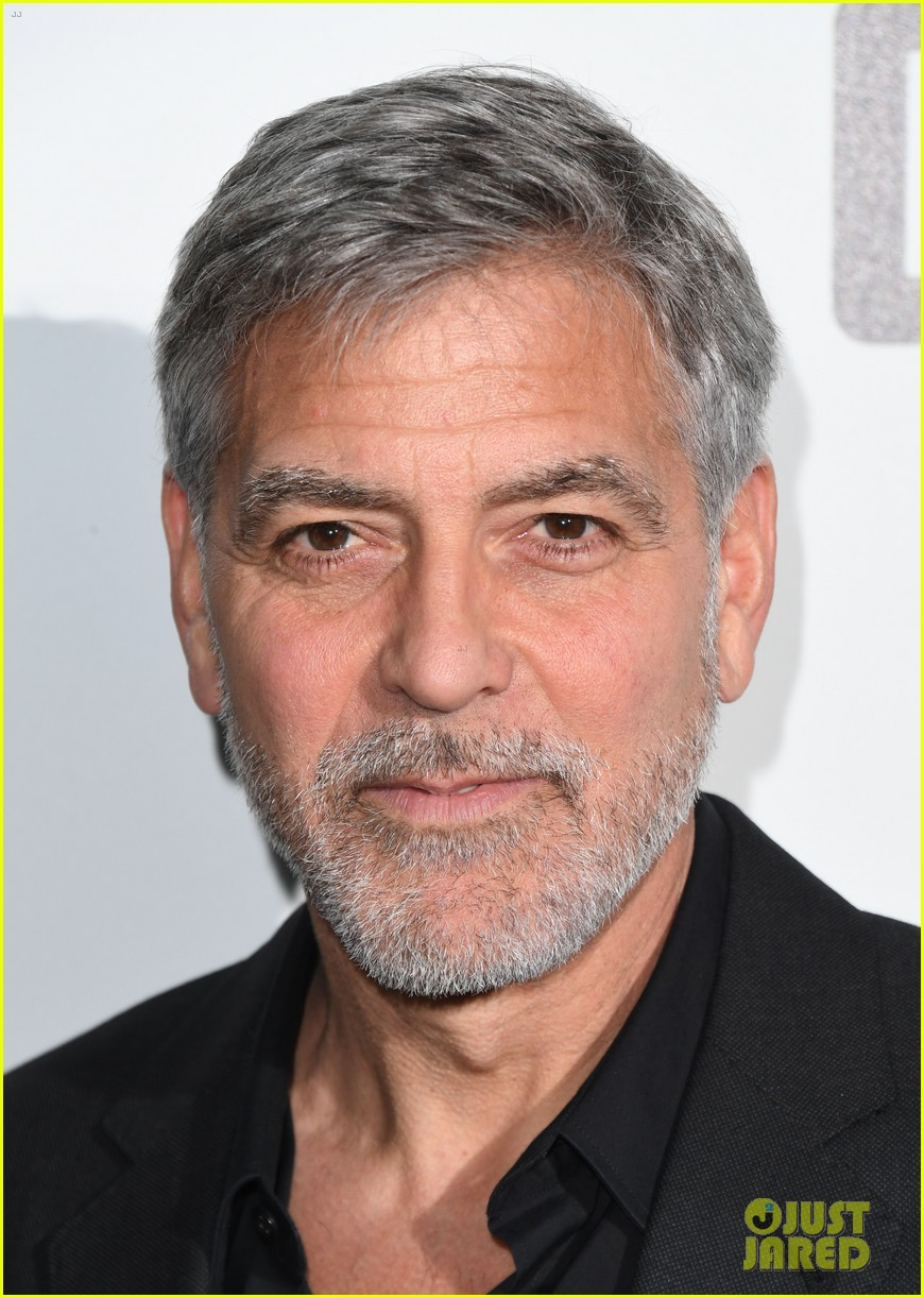 george clooney amal bring mom to catch 22 london 14