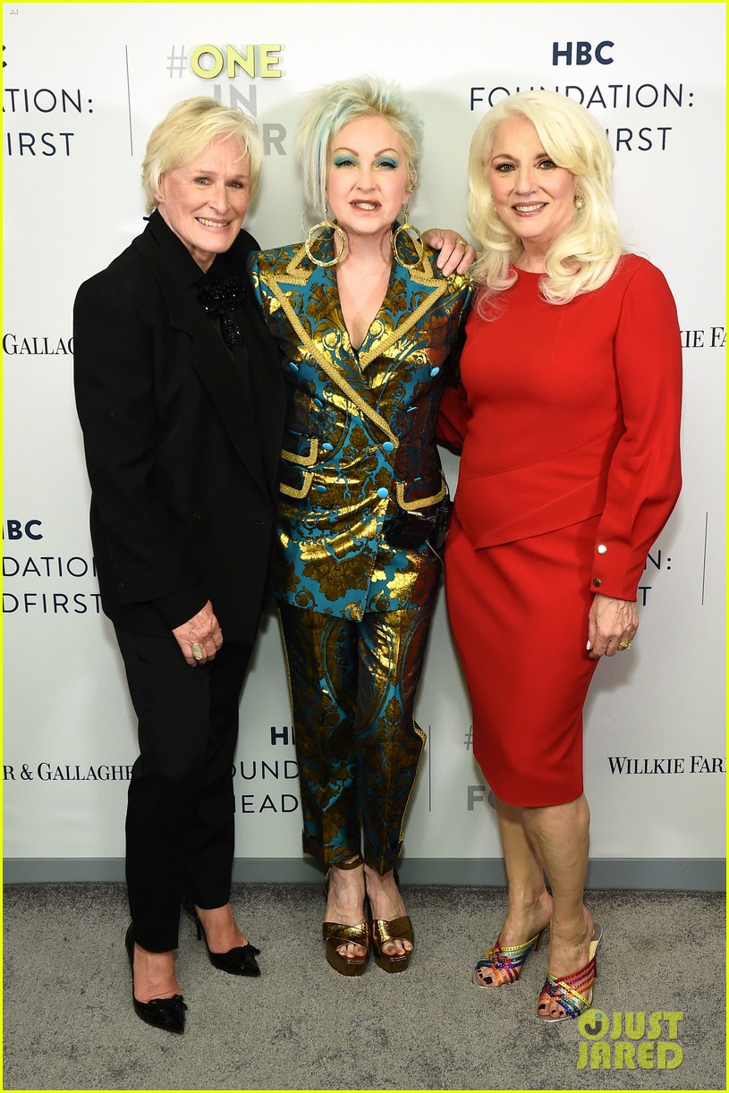 glenn close and lady gagas mom hang out again 03