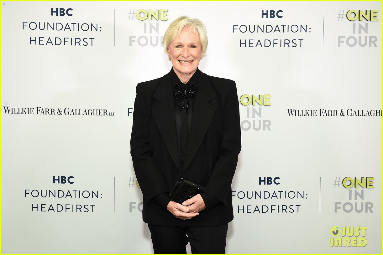 glenn close and lady gagas mom hang out again 04