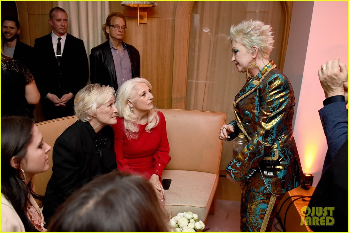 glenn close and lady gagas mom hang out again 15