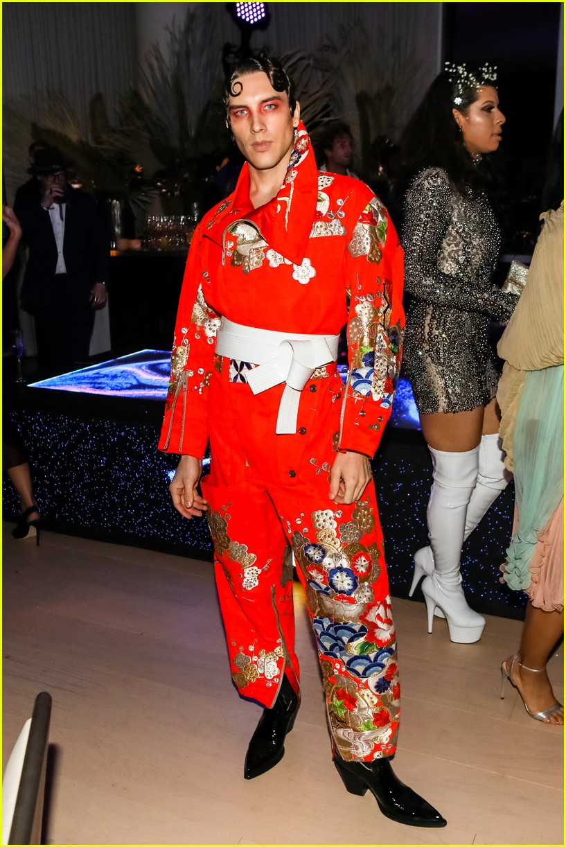 cody fern met gala after party 2019 01