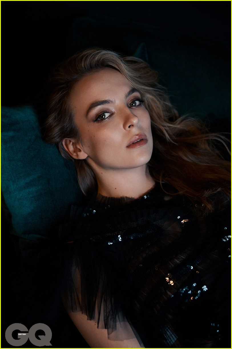 jodie comer gq hype 024299133