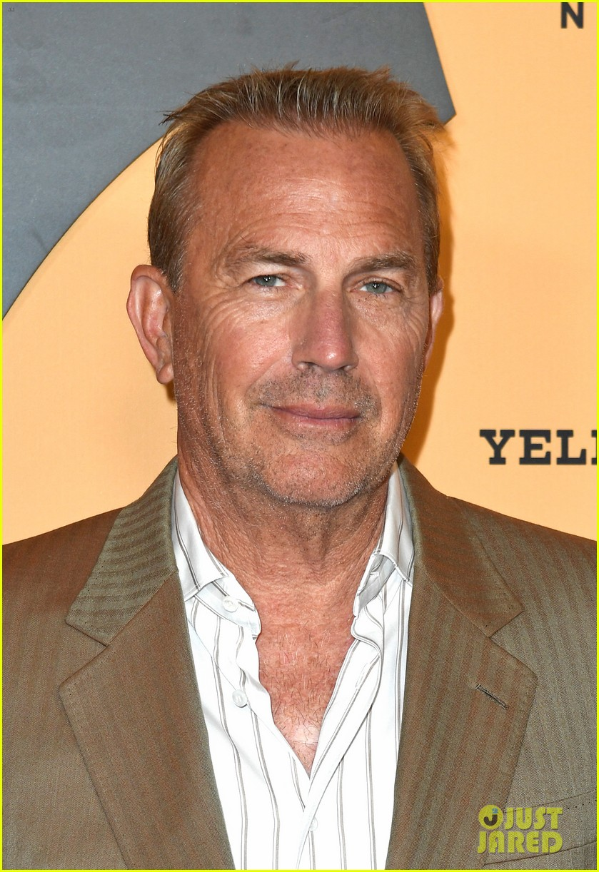 Kevin Costner & 'Yellowstone' Cast Celebrate Season 2