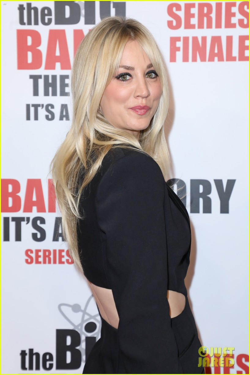 kaley cuoco jim parsons mayim bialik celebrate big bang theory at series finale party 03