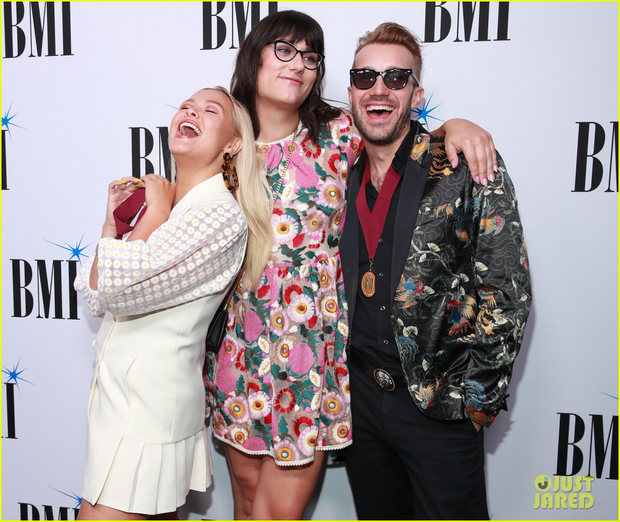 imagine dragons sting bebe rexha honored at bmis pop awards 2019 134291944