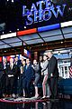 stephen colbert tells veep cast to stop destroying america in late show crossover 11