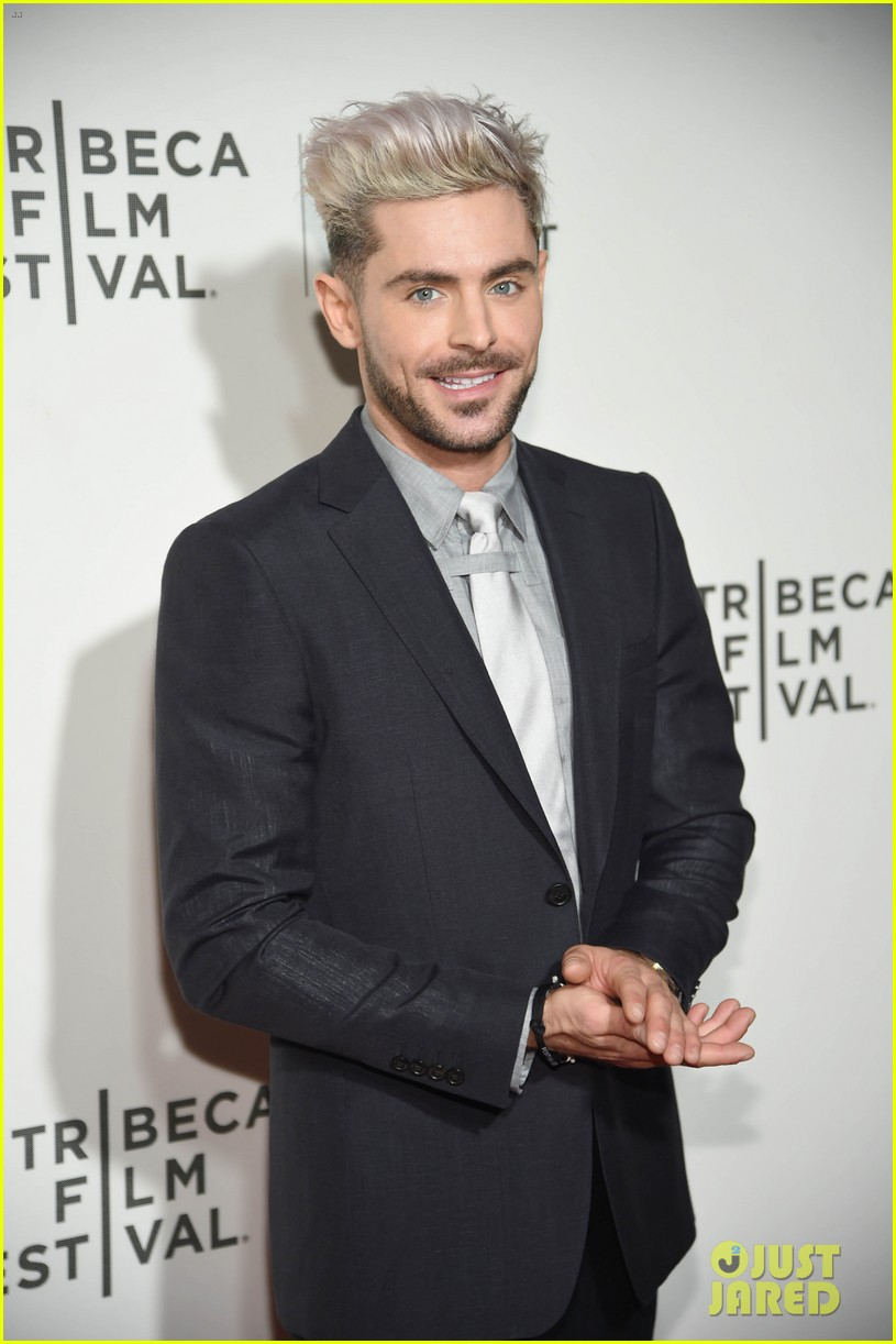 zac efron lily collins extremely wicked tribeca premiere 02