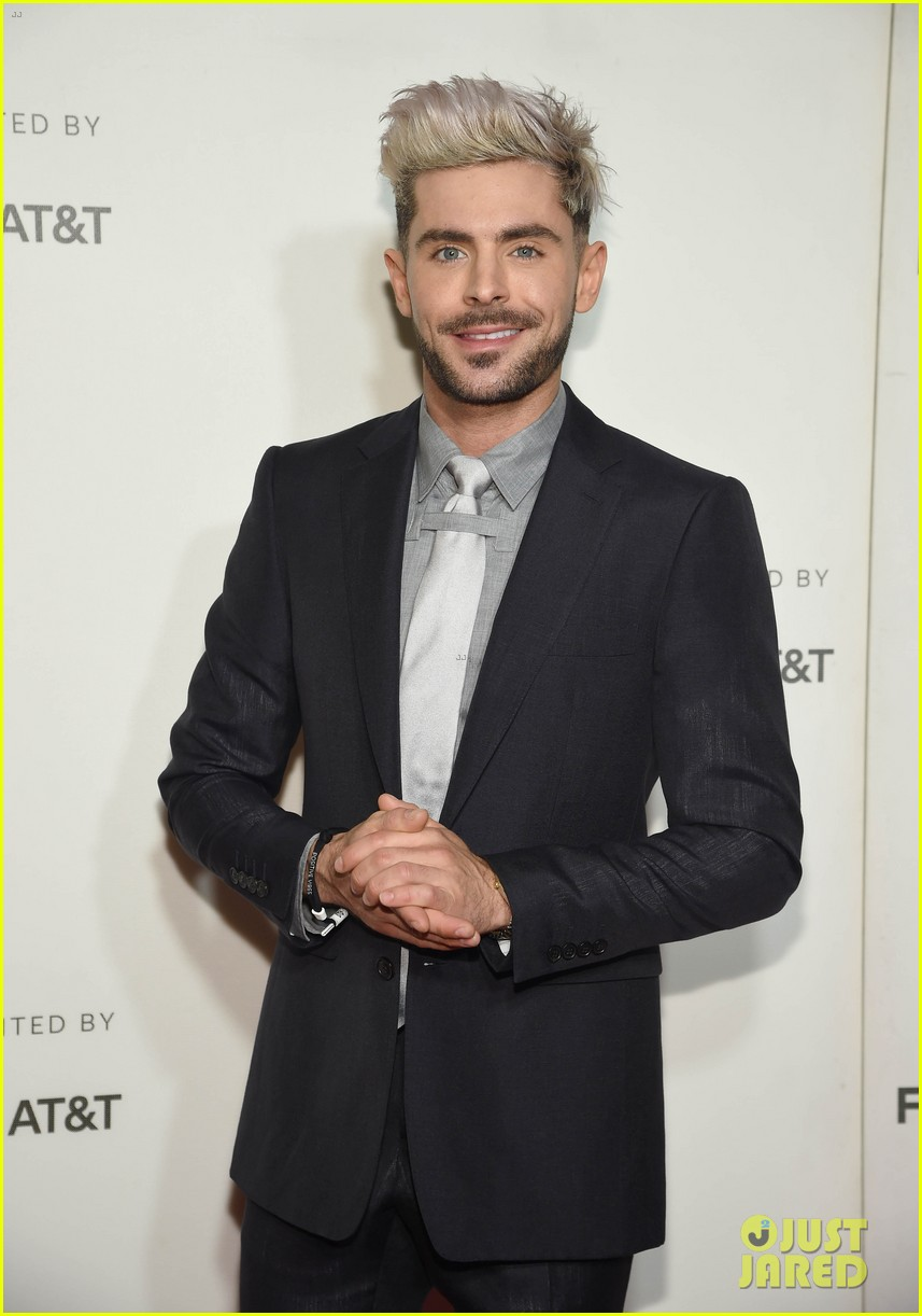 zac efron lily collins extremely wicked tribeca premiere 16