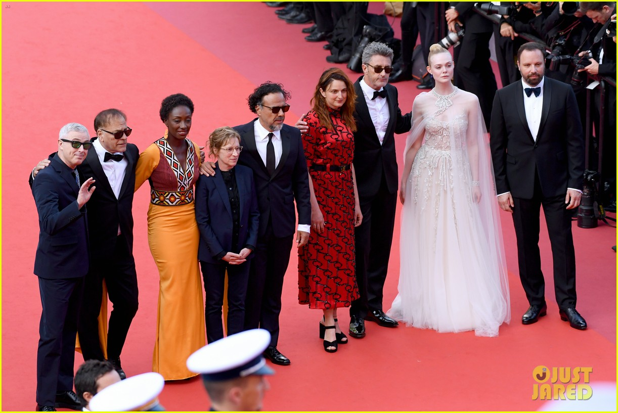 elle fanning cannes film festival closing ceremony 20