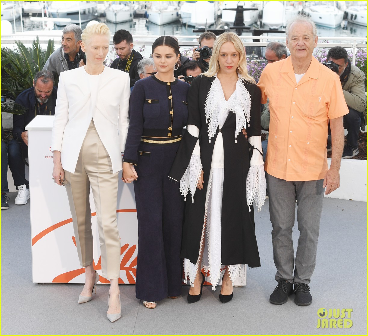 selena gomez joins the dead dont die cast at cannes photo call 054291569