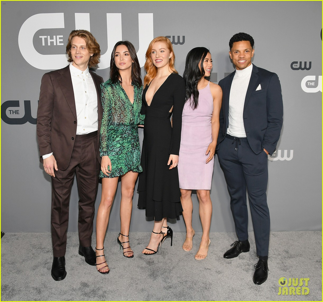Lucy Hale & 'Katy Keene' Cast Join Their CW Family For