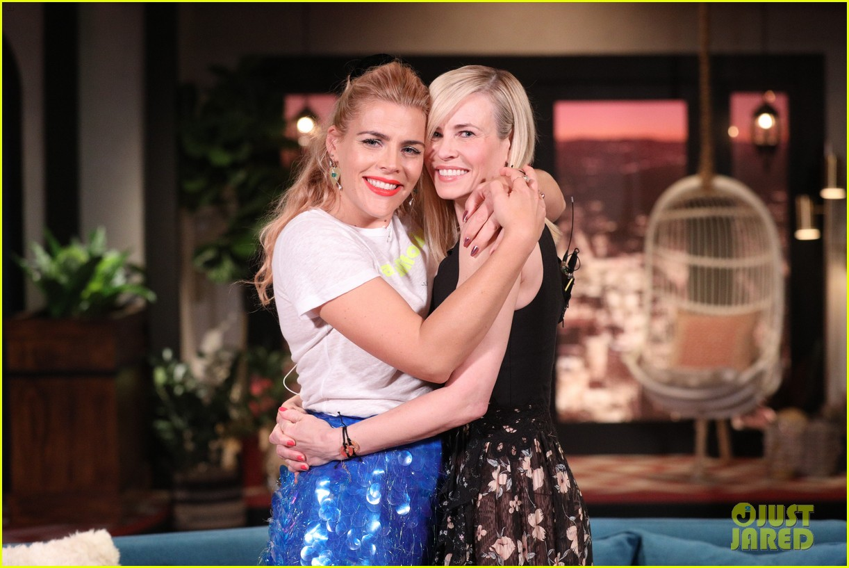 chelsea handler says she will go back to television on busy tonight 044291674