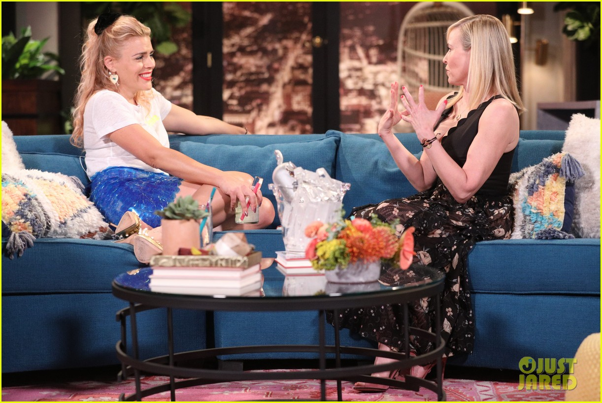 chelsea handler says she will go back to television on busy tonight 064291676