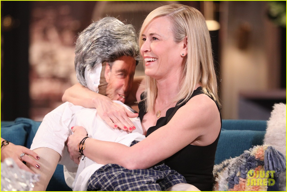 chelsea handler says she will go back to television on busy tonight 074291677