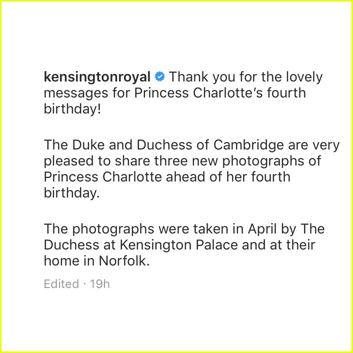 meghan markle prince harry instagram comment 01