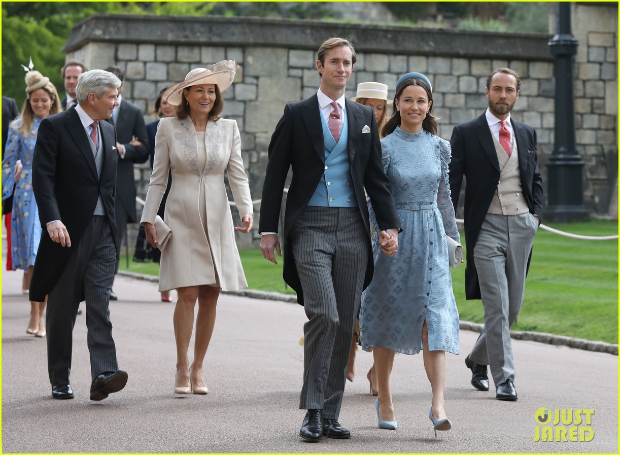 prince harry pippa middleton at gabriella windsor wedding 13