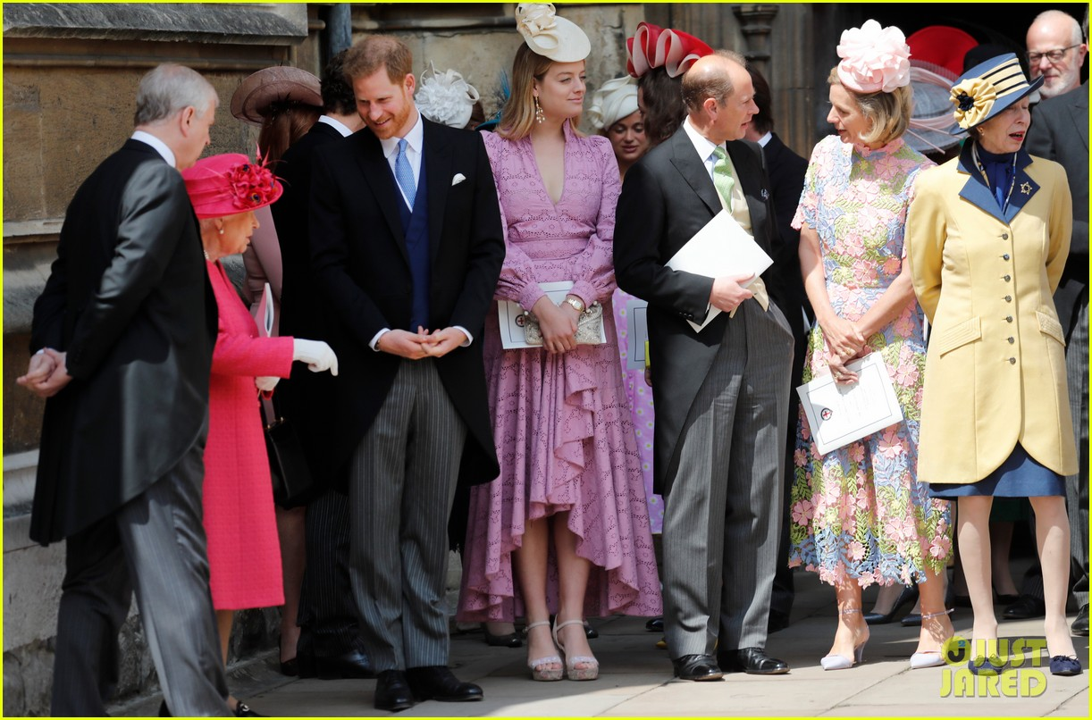 prince harry pippa middleton at gabriella windsor wedding 22