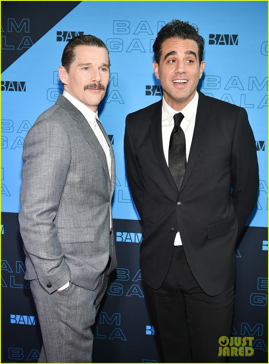 ethan hawke bobby cannavale suit up for bam gala 094292169