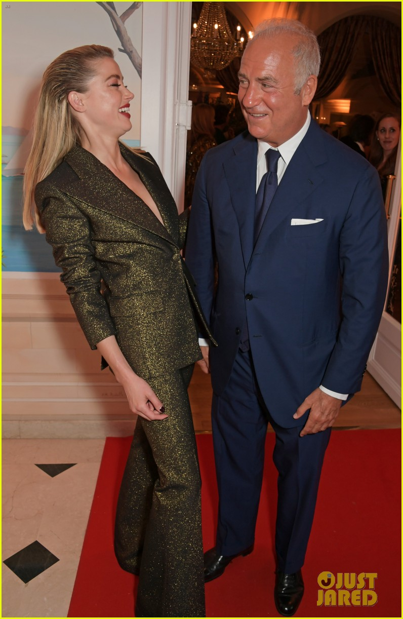 amber heard michael kors dinner cannes 02