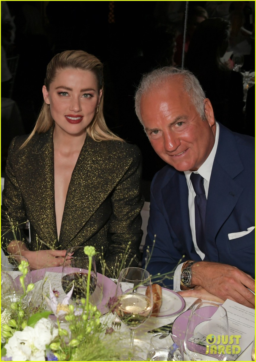 amber heard michael kors dinner cannes 09