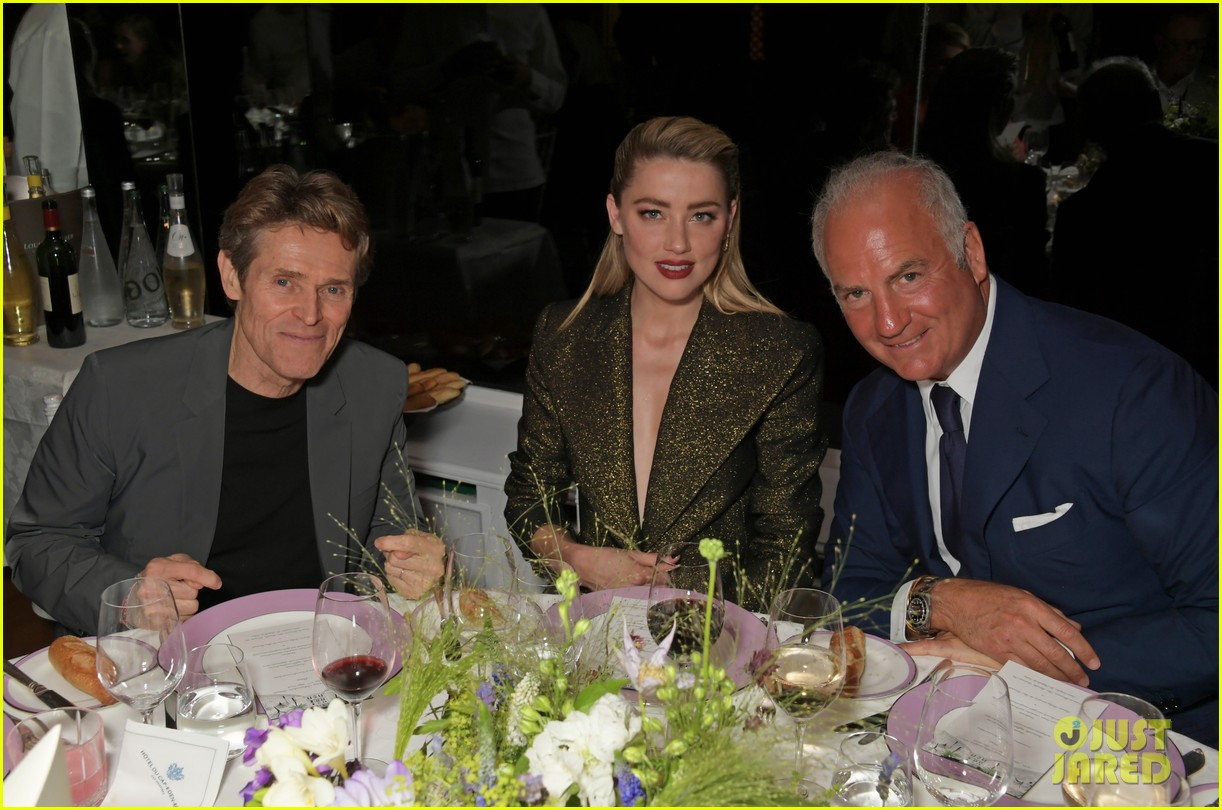 amber heard michael kors dinner cannes 10