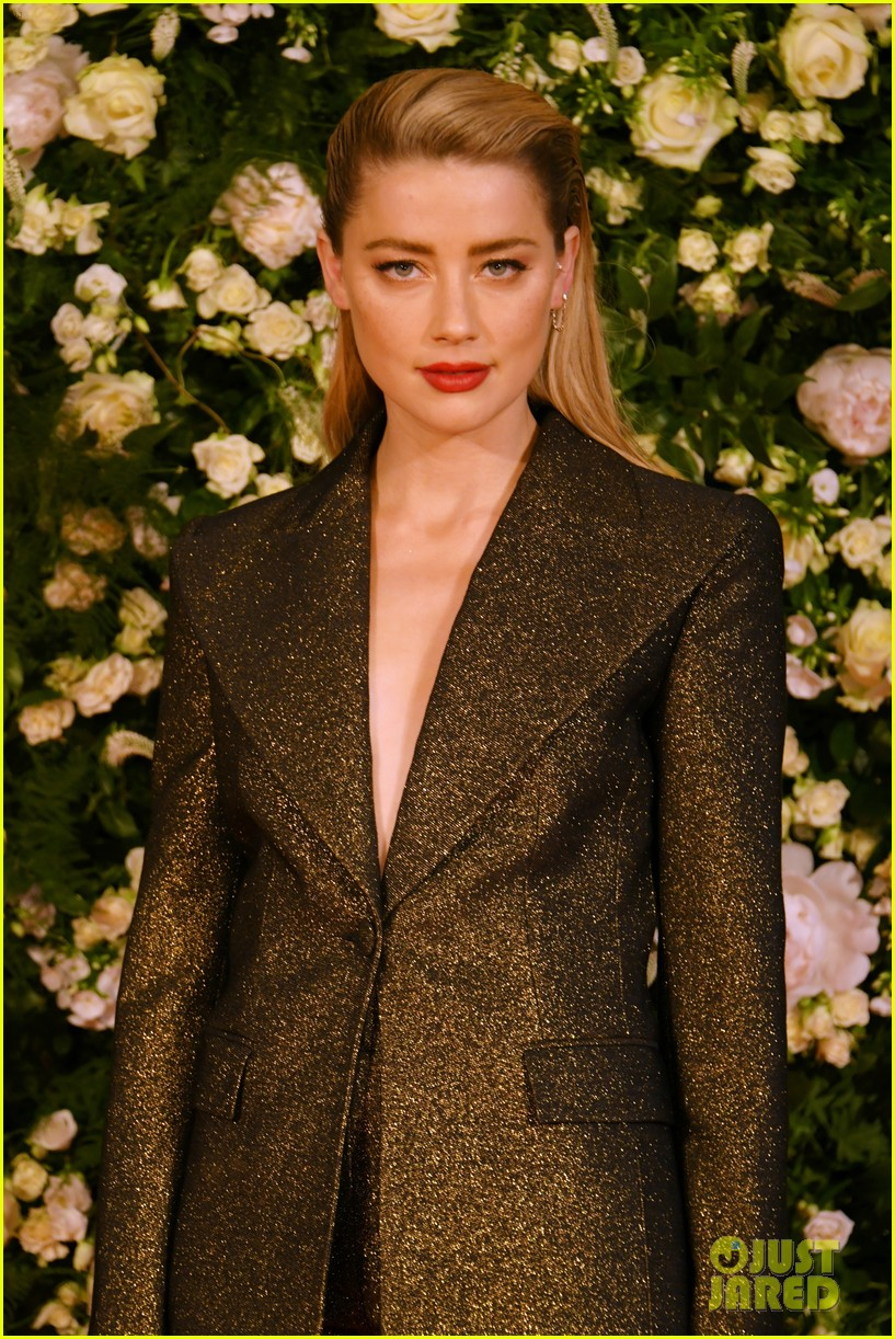 amber heard michael kors dinner cannes 15
