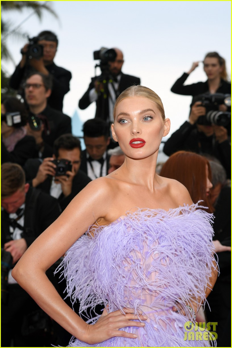 elsa hosk shanina shaik final cannes carpet 07