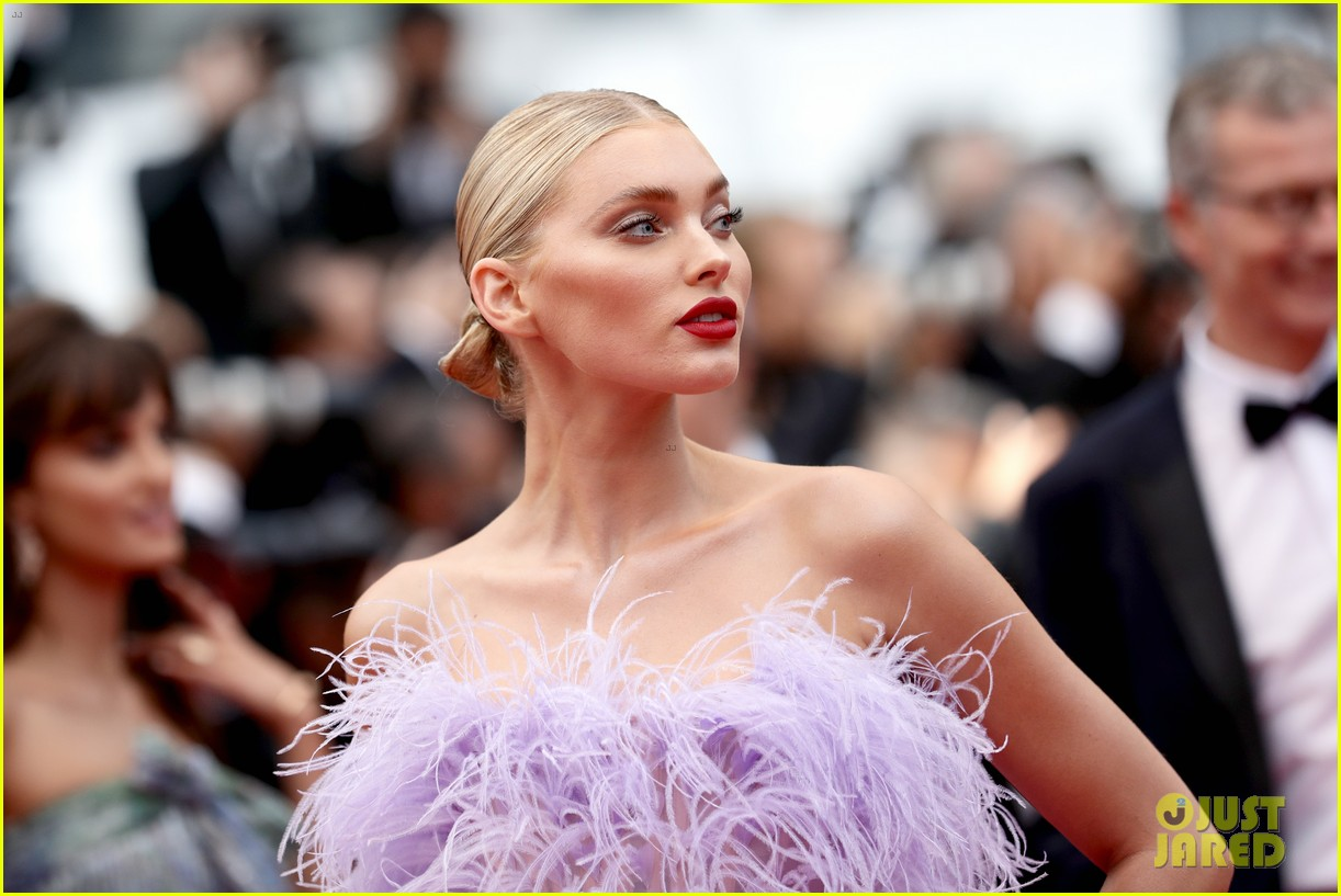elsa hosk shanina shaik final cannes carpet 11