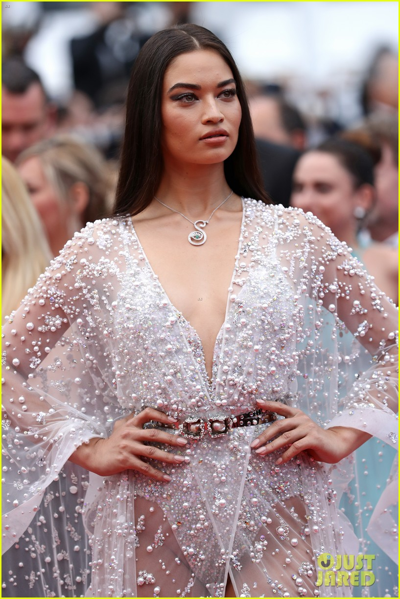 elsa hosk shanina shaik final cannes carpet 17