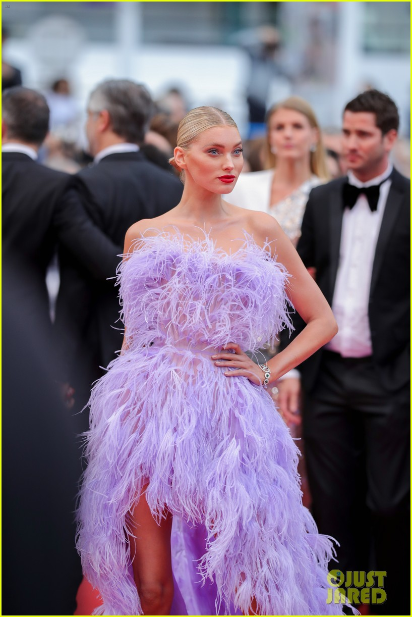 elsa hosk shanina shaik final cannes carpet 24