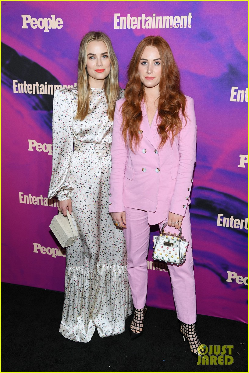 julianne hough josh dallas more tv stars celebrate upfronts at ew people party 794290889