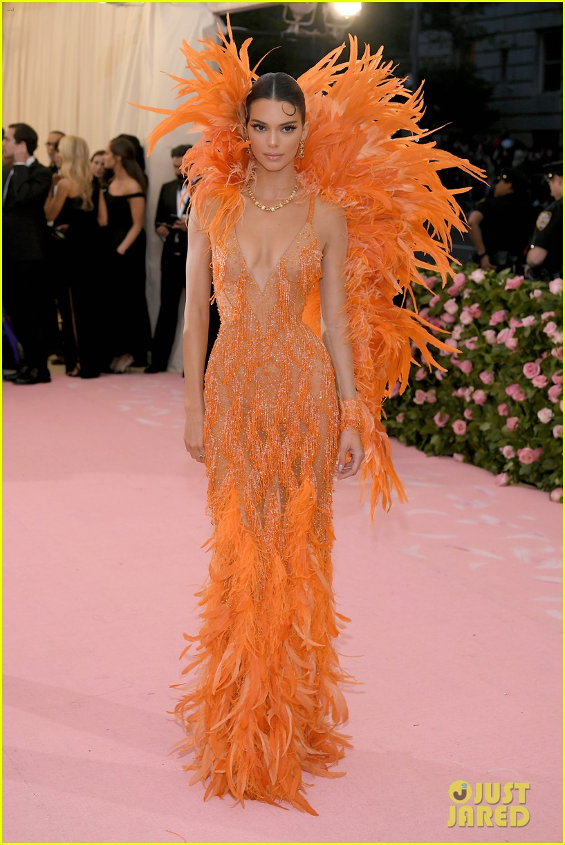 kendall kylie jenner jaw dropping looks met gala 054285352