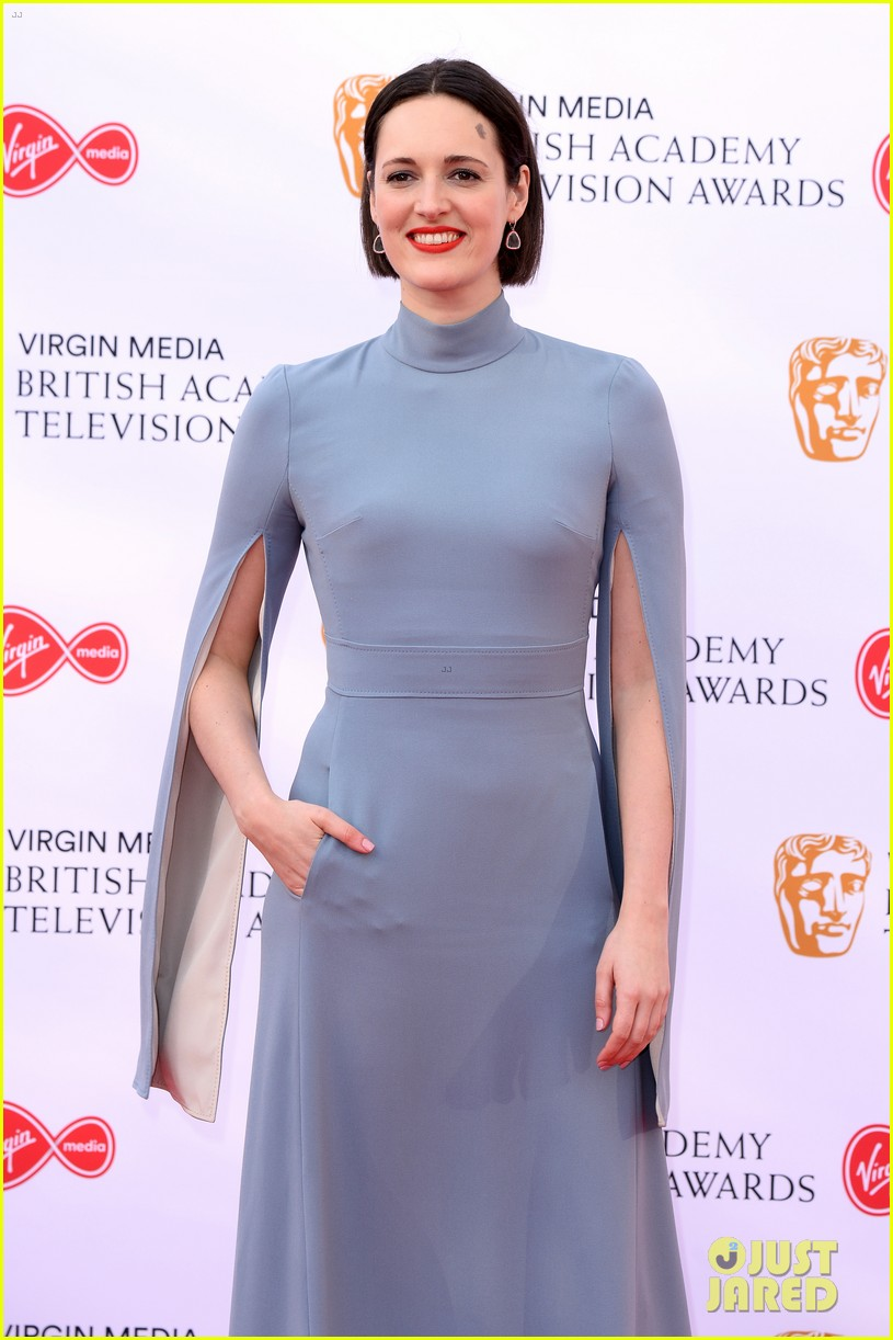 jodie comer benedict cumberbatch win big at baftas 2019 23