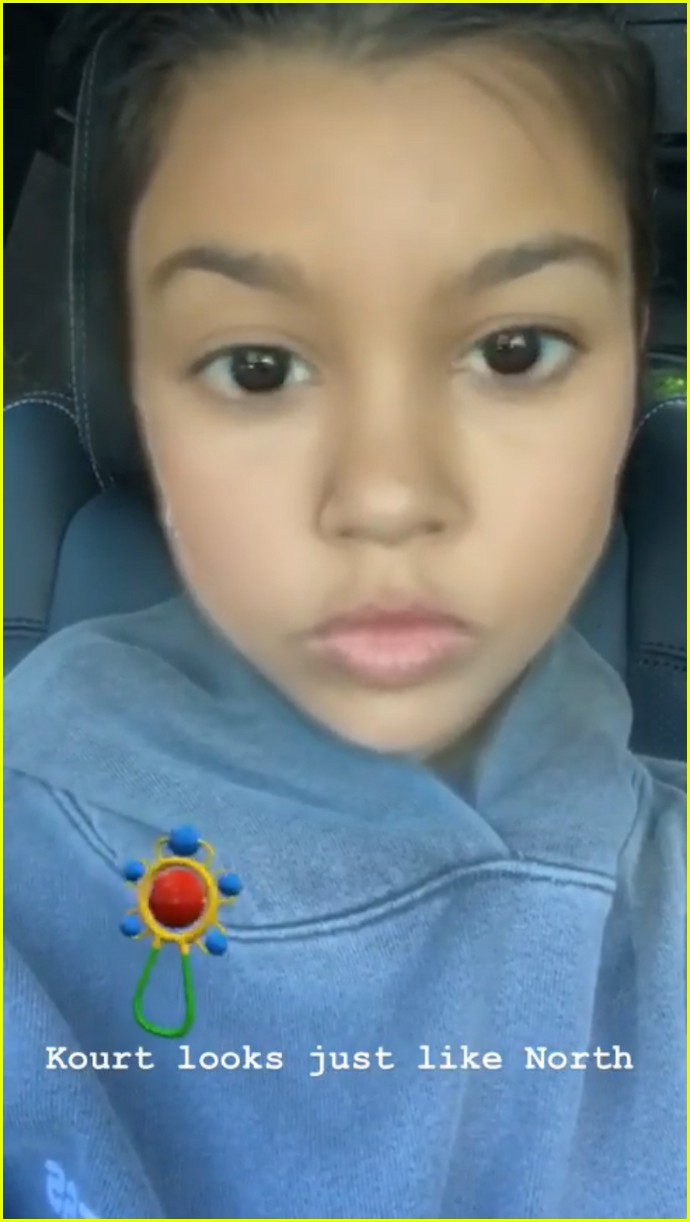 kourtney kim kardashian baby filter 014299992
