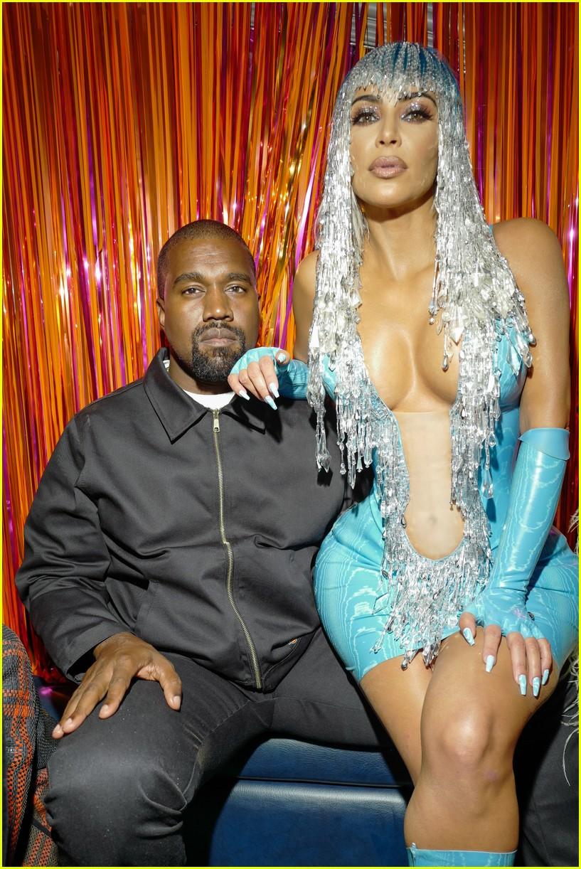 kim kardashian serena williams met gala after party 06