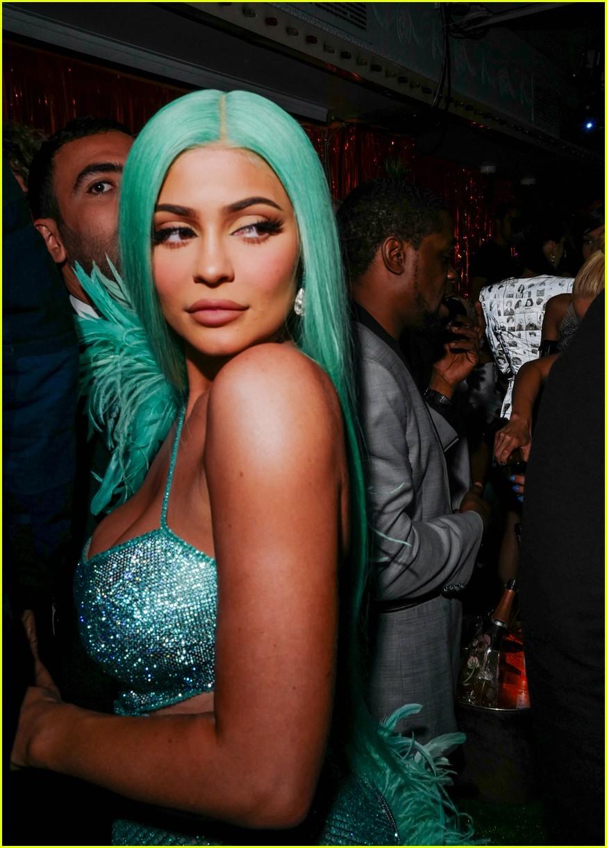 kim kardashian serena williams met gala after party 07