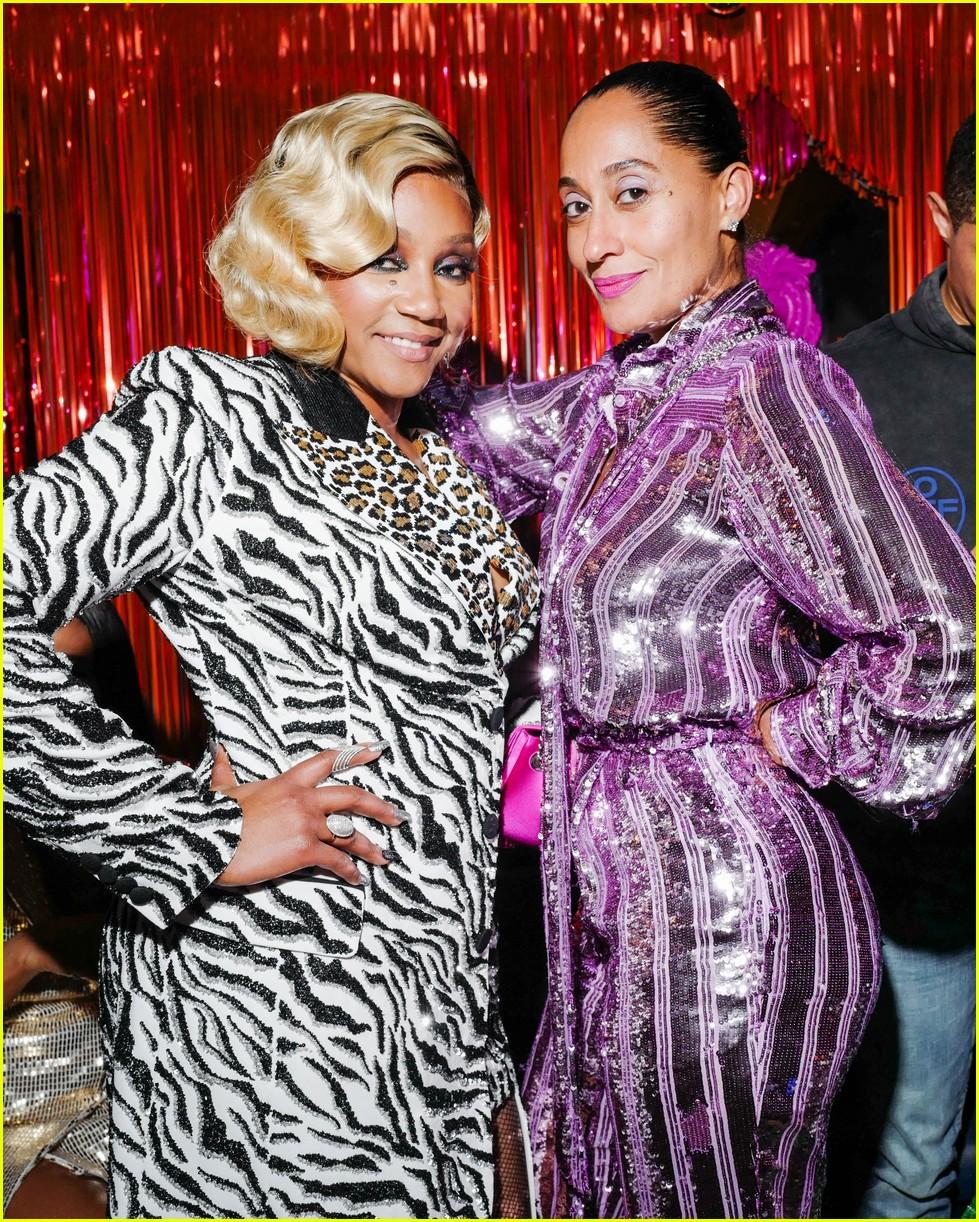 kim kardashian serena williams met gala after party 08
