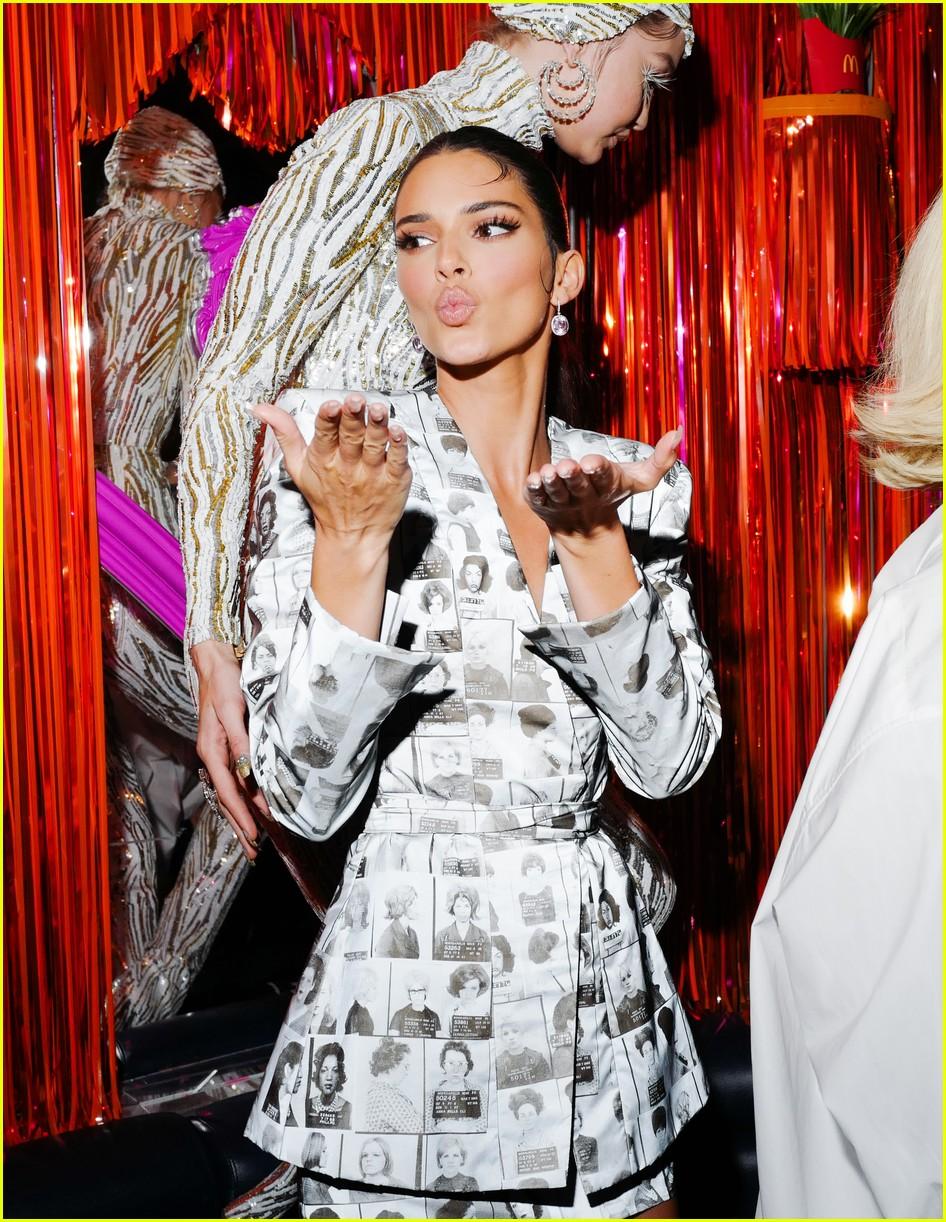 kim kardashian serena williams met gala after party 14