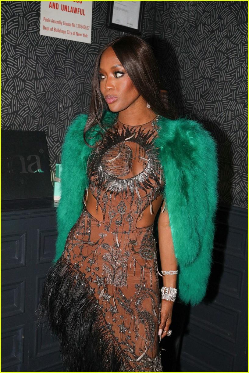 kim kardashian serena williams met gala after party 22